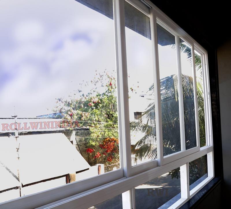 סגירת מרפסת בזכוכית הזזה